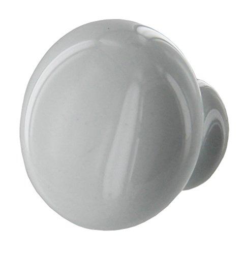 Amerock bp5321–54weiß runde Keramik Knob