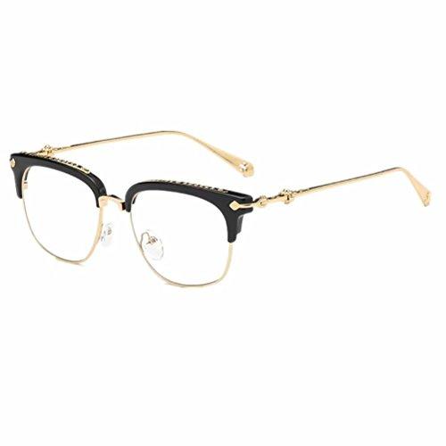 Shiratori Herren Brillengestell Einheitsgröße Gr. Einheitsgröße, gold