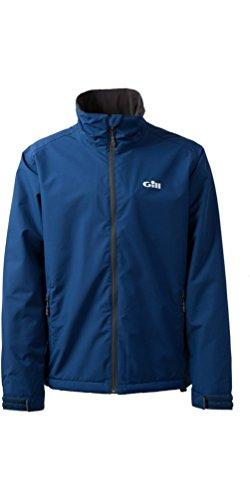 Gill Wasserdichte Hose (Gill Crew Sport Coat Jacket Dunkelblau mit Wärmeisolierung. Wasserdicht - Thermal Warm Heat Layer-Schichten)