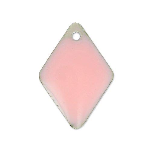 rombi-in-smalto-epossidico-15-mm-rosa-pastello-x8