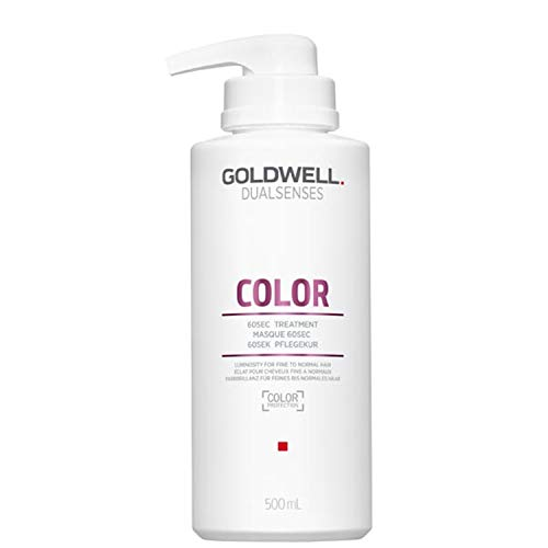 Goldwell Dualsenses color 60 Seconds Trattamento di cura Kur, 1er Pack (1 X 500 ML)