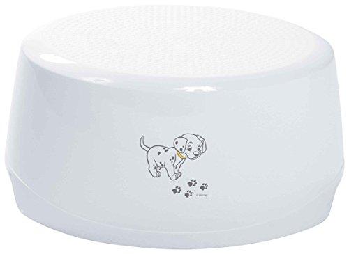 770cd78c00ca bébé-jou Marche-Pied Thème Les 101 Dalmatiens Blanc