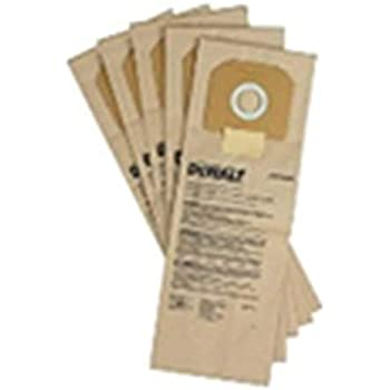 Elu E34495 Cloth Dust Bags for Elu MSA45 Dust Extractor Vacuums Pack of 5