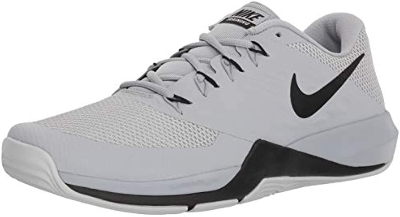 Nike Men's Lunar Prime Prime Prime Iron II scarpe da ginnastica, Wolf grigio nero - Pure Platinum, 7 Regular US | flagship store  9783b6