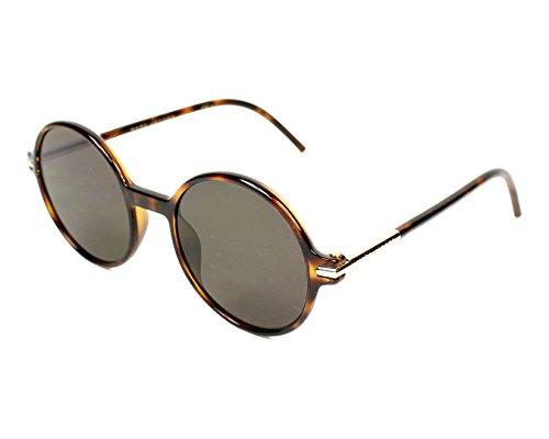 Marc Jacobs Herren Marc 48/S 8H TLR 52 Sonnenbrille, Havana/Brown -
