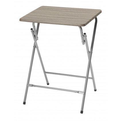 Table TV Pliante Grey - Bois
