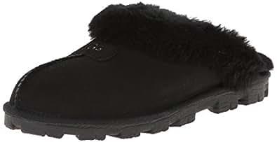 UGG Coquette 5125, Chaussons femme - Noir (Black), 42 EU