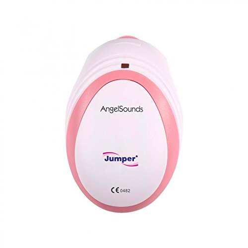 New Angelsounds Baby Fetal Doppler Angel Sound Heart Monitor Detector