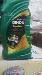 DINOIL Olio MOTORO SAE 10W-40 ACEA A3/B3 5 Lit