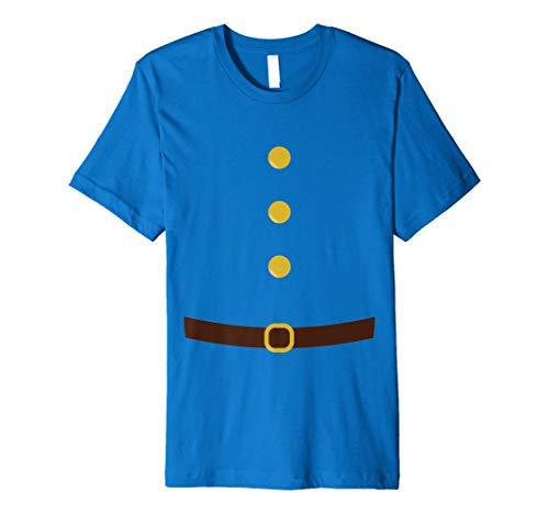 Zwerg Elf Anzug Kostüm Hemd Weihnachten -