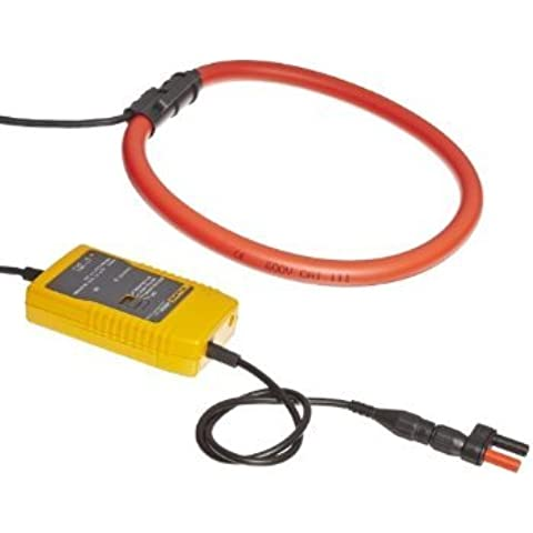 FLUKE I6000S FLEX-24 Sonda de corriente AC, 600 V AC rms / voltaje DC, 6000A AC actual, 610mm Cable Head