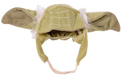 Rubie's Classic Star Wars Kopfbedeckung für Haustiere, Yoda-Ohren, One Size, - Star Wars Yoda Kostüm Haustier
