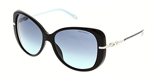 Tiffany & Co. Damen 0TY4126B 80033C 57 Sonnenbrille, Rot (Opal Red/Graygradient),