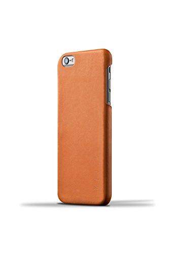 Coque pour iPhone 6/6s Plus Marron - peau