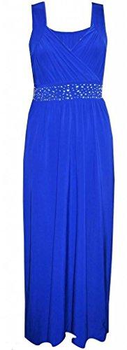 Sugerdiva - Robe - Crayon - Femme Noir noir 23-46 Bleu