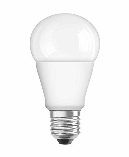 OSRAM LED SUPERSTAR Ampoule LED, Forme Classique, Culot E27, Dimmable, 6W Equivalent 40W, 220-240V, dépolie, Blanc Chaud 2700K, Lot de 1 pièce