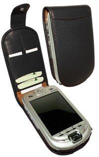 Piel Frama Ledertasche schwarz für XDA III/MDA III/Qtek 9090 / i-mate PDA 2K Xda Iii Pda
