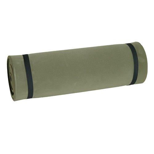 g8ds® Isomatte 200x50x1 cm Oliv Yogamatte Sportmatte Gymnastik