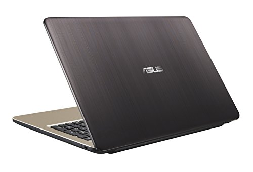 Asus VivoBook 15 X540UA 15.6-Inch LED Notebook (Chocolate Black) - (Intel Core i5-7200U 2.5 GHz, 8 GB RAM, 1 TB HDD, Windows 10)