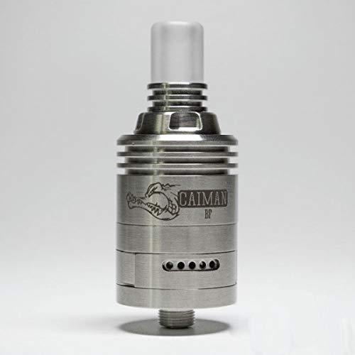Atomizzatore rigenerabile CAIMAN 22Ømm BF MTL by Vape System clone 1:1 Kindbright - non originale