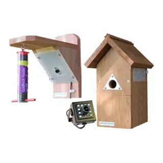 Nest box Camera & Feeder Kit