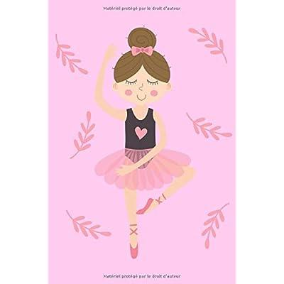 Joli journal danse classique: Carnet pour filles