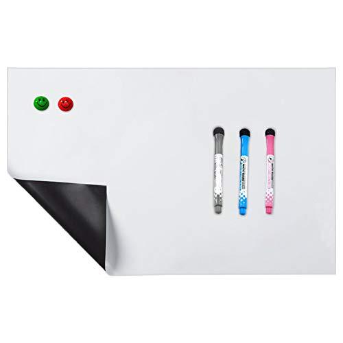 Magnetische trocken abwischbare weiß Board für Kühlschrank, Whiteboard, magnetisch, für Kühlschrank, Küche Whiteboard, Dry Erase Board, 42x30cm (Magnetischen Trocken-board)