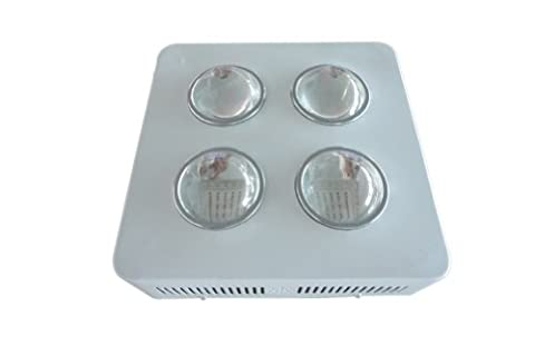 QueenshinyLED 2014 New Bestseller 400w Big Eyes LED Grow Light Lamp Indoor Ufo Hydroponic System Plant Ufo 10 Spectrums & IR