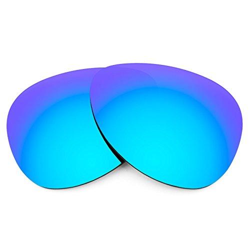 Revant Ersatzlinsen für Ray Ban RB8301 59mm Polarisierung Elite Eisblau MirrorShield®