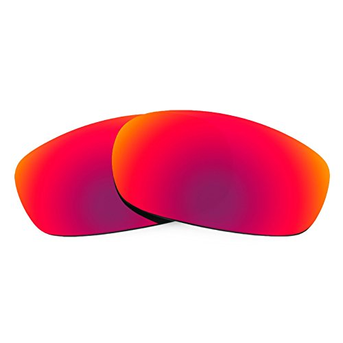 Revant Ersatzlinsen für Oakley Square Wire 2.0 Polarisierung Mitternacht Sonne MirrorShield®