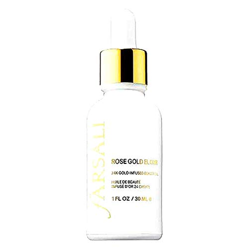 24k Goldfolie Moisturizing Essence Durable Trink Erhellen Whitening Haut Essence Anti-Falten-Gesichtsöl 30ml