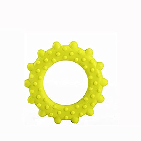 Bingo en caoutchouc pour chien jouet à mâcher molaire dent de la Soleil Formation 7,5cm