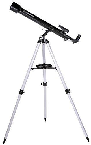 Bresser Refraktor Teleskop Arcturus 60/700 mit Smartphone Kamera Adapter
