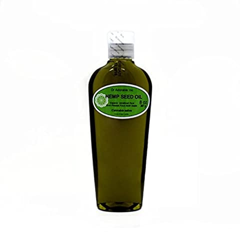 Hemp Seed Oil A Level of Beauty & Health 8 Oz