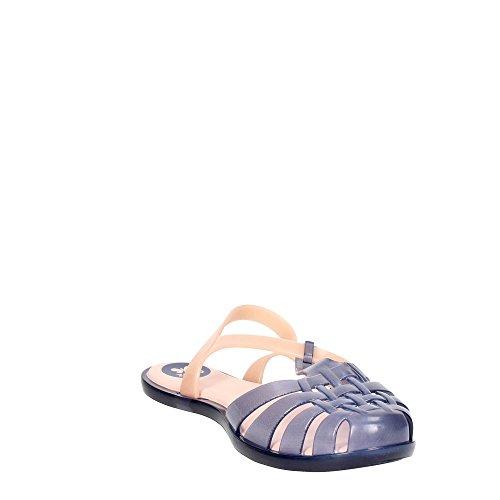 Zaxy 81783 90227 Sandale Femme Bleu