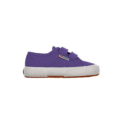 Superga 2750 JVEL Classic Unisex-Kinder Sneakers Violet
