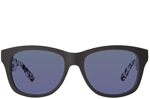MCQ Alexander McQueen occhiali da sole uomo nero