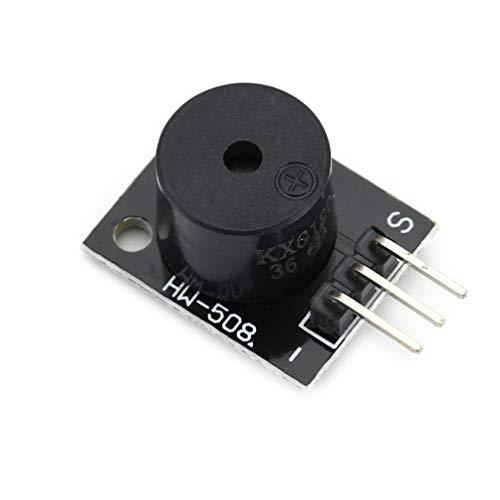 TAOHOU KY-012 modalità di Allarme cicalino Attivo per Arduino AVR PIC per PC Stampante Nero