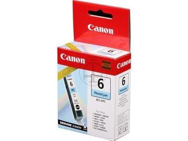 Canon I 9900 (BCI-6 PC / 4709 A 002) - original - Tintenpatrone cyan hell - 280 Seiten - 13ml (Canon Bci-6 Pc)