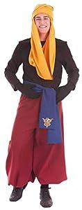 Creaciones Llopis- Disfraz Adulto, Multicolor (4971-AL)