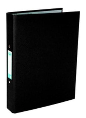 elba-ring-binder-paper-on-board-2-o-ring-25mm-size-a4-plus-black-ref-400033495
