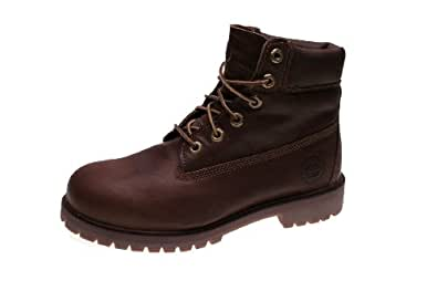 Timberland 6390R Junior Boots Authentic 6 Dark Brown, Größe:36