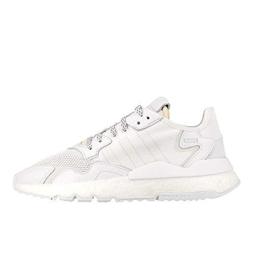 Adidas Nite Jogger White Größe: 11(46) Farbe: White
