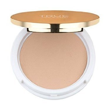 True Isaac Mizrahi - Pressed and Perfect Powder Foundation Honey by TRUE -