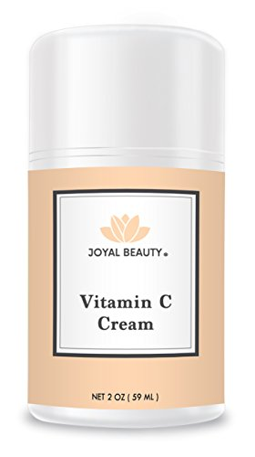 Joyal Beauty Bio Vitamin C Creme für Ihre Gesichtshaut Körper Augen. Bester Tages- und...