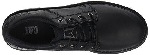 Caterpillar À Pour Homme Derby Lacets Earn Chaussures Noir rRqwarF