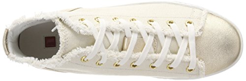 Högl Damen 5-10 0366 0800 Hohe Sneaker Beige (Cotton)