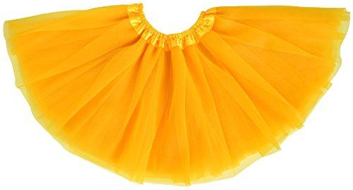 Dancina Mädchen Tüllrock Tutu Ballettrock Classic 2-7 Jahre (Kostüme Classic Kind Kleid)