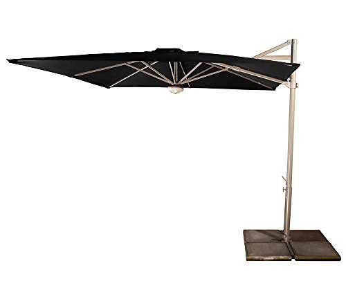 parasol-cielo-plus-anthracite-anti-uv-inclinable-carre-260-x-260-cm-pegane