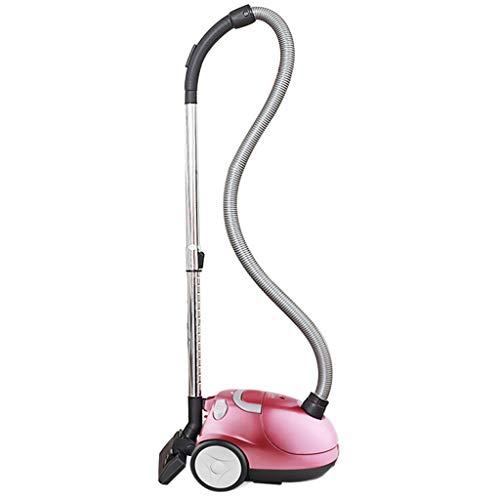 Teppich-reiniger Aufrecht Vakuum (Unbekannt Stock-hartes Boden-Kanister-Vakuum, 1200W rosa stummes aufrechtes Vakuum für Boden-Küche, Teppich-Staubsauger-Reiniger für Haustier-Haar)